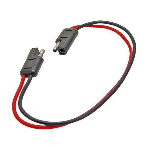 30052 9 ces 2 pin quick disconnect wire harness sae connector bullet lead quick disconnect wire harness 3 pin at bayanpartner.co