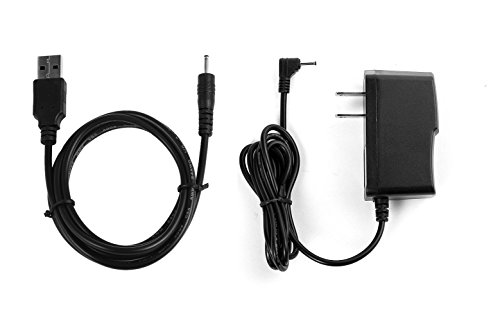 Nicetq Replacement Home Wall Ac Power Adapter Charger Dc