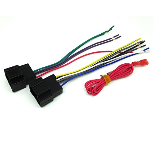 conpus gm car stereo cd player wiring harness wire. Black Bedroom Furniture Sets. Home Design Ideas